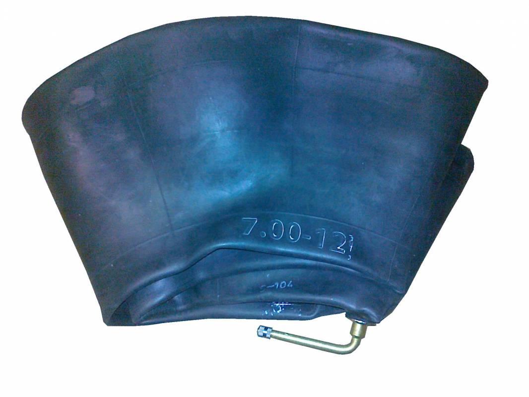Duše 7,00-12 JS2 (kovový ventil zahnutý) STARCO, KABAT