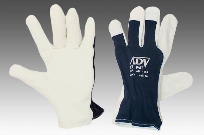 Pracovní rukavice PATE vel. 9 Kombinované ADV