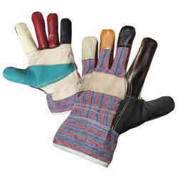 Pracovní rukavice ROBIN - vel. 10 kombinované ČERVA