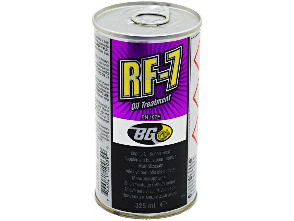 BG 107 Aditivum do oleje - diesel + benzín RF-7 325ml