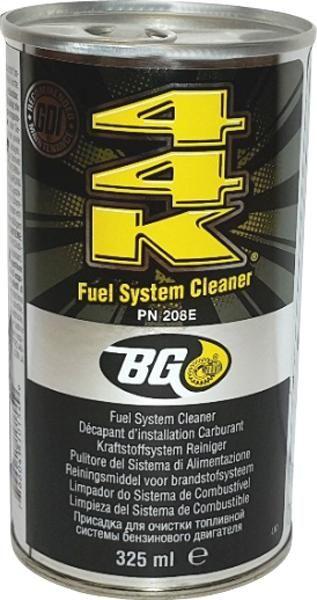 BG 208 Čistič palivového systému - benzín 44K 325ml