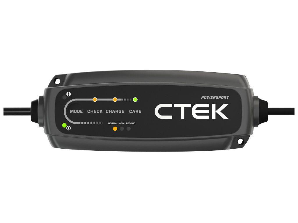 Nabíječka CTEK CT5 POWERSPORT Lithium