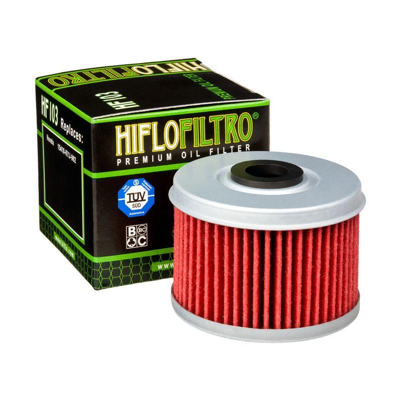 Olejový filtr Hiflo Filtro HF103
