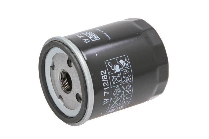 Olejový filtr MANN W712/82 Mann-Filter