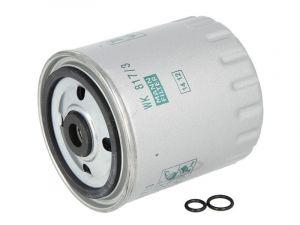 Palivový filtr MANN WK817/3X