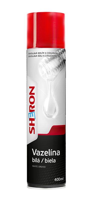 Sheron bílá vazelína 400ml