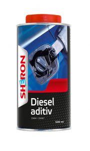 Sheron Diesel aditiv 500ml  zimni