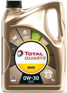 Total Quartz 9000 0W-30 5l A5/B5