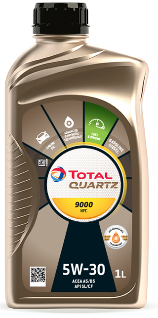 TOTAL QUARTZ FUTURE NFC 9000 5W-30 1 L