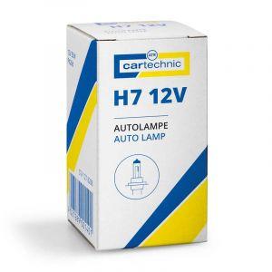 Žárovka H7 12V CARTECHNIC